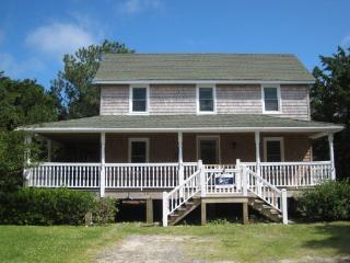 WV40: BJ Garrish Cottage, Ocracoke