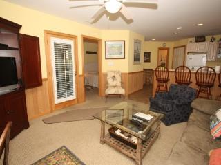 CV4A: Sea Shell 4A - One Bedroom Villa, Ocracoke