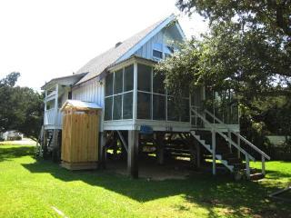 SV16: Stairway to Heaven, Ocracoke