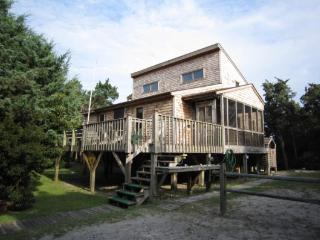 UT43: Canel Cottage, Ocracoke