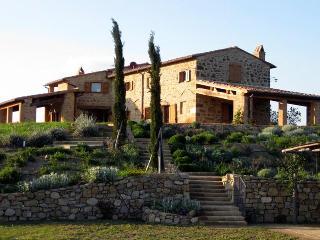 10551 - Villa Orcia, Pienza