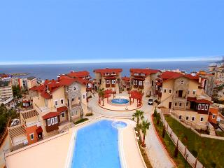 Holiday home rental Alanya, Turkler