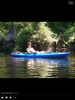 Little Pee Dee is great for Kayaks