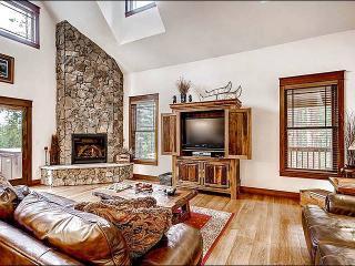 Gorgeous Mountain-Modern Home - Timber & Stone Finishes Throughout (13539), Breckenridge