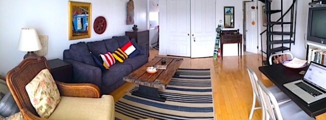 Living Room -  - 2 Bedroom Unit