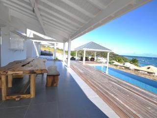 Beautifull Villa 4 Bedrooms / Pool - Sea ViewPINEL, Orient Bay