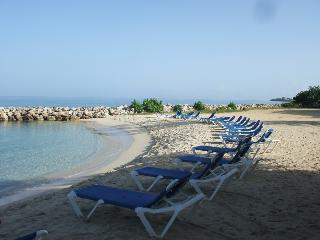 Oceanfront in Negril ?...We would love to have you stay with us sometime..;)