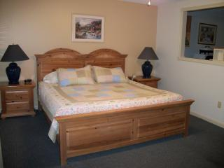 Mt View Resort studio condo with view, amenities l, North Conway