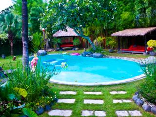 beautiful villa 3 rooms on a plot 1000 m2 to umalas, Seminyak