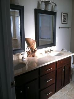 master bath - 3rd level