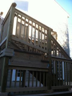exterior back decks