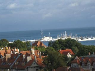 Sopot, Poland Apt. w/ Sea View!