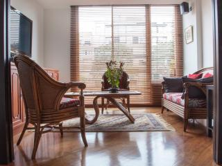 Stylish 1 Bedroom Apartment in Zona T, Bogota