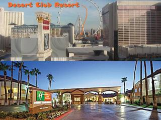 Desert Club Resort    (Holiday Inn Club Vacations)