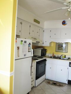 kitchen left side