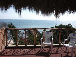 1 Br Condo Panoramic Ocean  Views , Direct On The Water. In Punta Mita, Punta de Mita