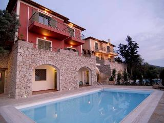 14 Gast Steinvilla in Lefkas, Lefkada