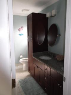 Master Bath - double sinks