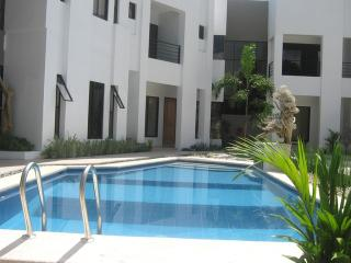 Modern White Villa with Pool and Maid, Davao City