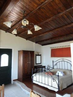 Inside the villa - Bedroom