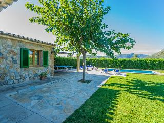 Villa Agusti: country house with private pool, Pollenca
