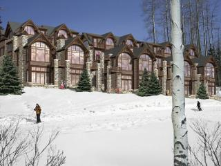 Luxury 4 Bed, 4.5 Bath, Ski-In/Ski-Out Condo (D), Telluride
