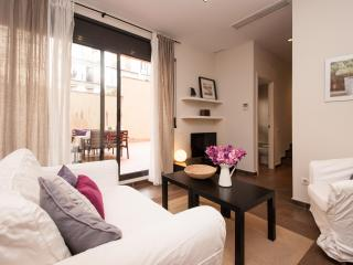 Port I Bajos 1 Espectacular apartamento con gran terraza cerca de las Ramblas