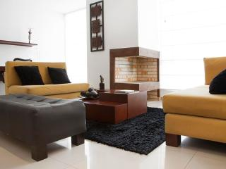 Sleek 1 Bedroom Apartment in El Chico, Bogota