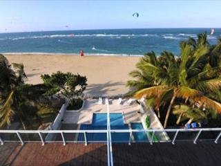 Penthouse  - Oceanfront Rental -  Cabarete Beach , Million Dollar view