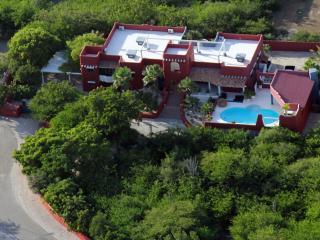 Luxery Rental, Adobe Style Villa Cas Cora, Kralendijk