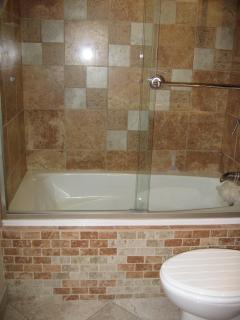 Bathroom II Jet Tub Enclosure