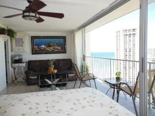 Luxury Studio with Ocean views, Honolulu