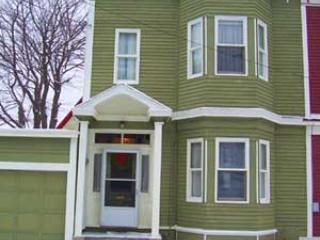 A Heritage Home in Downtown St. John's