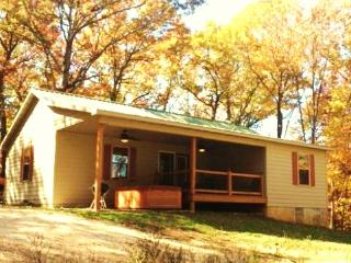 Sassafras Cabin-perfect for 4 to 6!   HOT TUB, Steelville