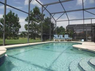 Wow Luxury Disney 5 bed villa pool, spa, g/room!!, Orlando
