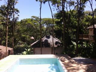 Trancoso Jungle Lodge, 5 min. do Quadrado