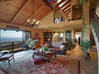 Superb Ocean View Mountain Home, Santa Barbara