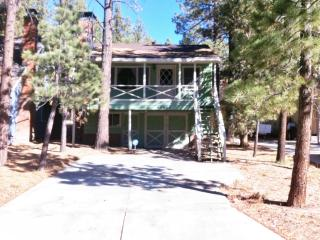 Green Pine Retreat, Big Bear Region