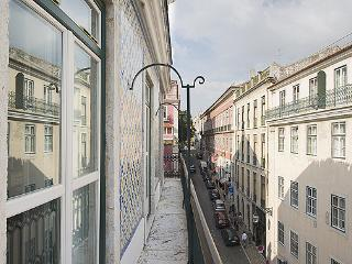 Chiado Apartments - Garrett 4B (1 BR with Balcony), Lisboa