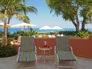 Villas on the Beach #101 at St. James, Barbados - Beachfront, Pool, Easy Walking Distance To Shoppin, Saint James Parish