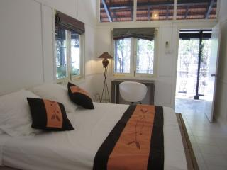 Guestroom in Beautiful Resort Style Villa with Patio and Pool, Singapore