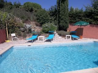 Villa with Balcony and Pool, in Sainte Maxime, on France's Cote d'Azur, Sainte-Maxime
