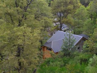 Log cabin-  Patagonia Argentina, San Martin de los Andes