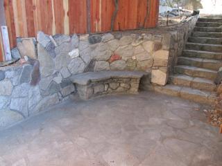 Private entrance and private patio