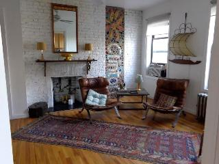 Stay at a charming Lower East Side 1 bedroom, Nueva York