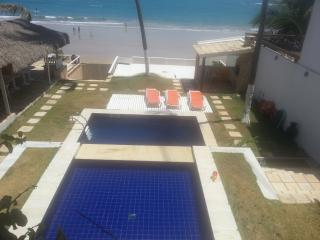 Chalé em Condomínio fechado, Beira mar, Praia Ense, Nisia Floresta