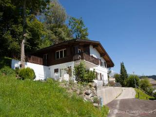 Casa Campanula - A dream in the Swiss mountains!, Laax