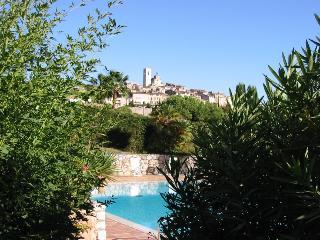 Pool View of St Paul