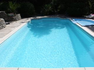 Large Mansion - Heated Private Pools & Hot Tub, Villegailhenc
