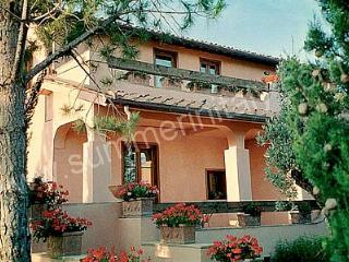 Villa Arcobaleno, Grosseto